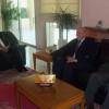 الديمقراطية تلتقي السفير المصري وتدعو مصر للتدخل لدى الجامعة العربية  للضغط على الاونروا للتراجع عن اجراءاتها بشأن مخيم نهر البارد