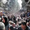 التقرير نصف الشهري للمجموعة 194 حول أوضاع اللاجئين الفلسطينيين في الفترة الممتدة ما بين 16 حتى 31/3/2014