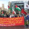 اعتصام لاتحاد الشباب الديمقراطي الفلسطيني في بيروت  في اليوم العالمي للتضامن مع الشعب الفلسطيني