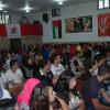 مؤتمر شبابي لاتحاد الشباب الديمقراطي الفلسطيني في بيروت  دعماً للاسرى في سجون الاحتلال الاسرائيلي