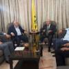 الديمقراطية بعد لقاء حزب الله وبحث التطورات السياسية العامة والمحلية  تسارع وتيرة القتل والاستيطان تتطلب وضع اسرائيل امام المحاكم الدولية