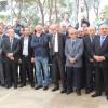 الديمقراطية تشارك في تشييع المقدم شريف فياض وتعزي باسم حواتمة