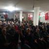 الديمقراطية تؤبن شهيدها الرائد حسين الشايب     فيصل: لسياسة فلسطينية ولبنانية مشتركة تنتج حلولا وتساهم في استقرار اوضاع المخيمات