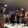 علي فيصل خلال اجتماع اللجنة التحضيرية للمجلس الوطني  الحوارات ايجابية والاتجاه العام يدعو الى عقد مجلس وطني توحيدي ومنتخب