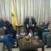 الجبهة الديمقراطية تلتقي قيادة حزب الله وتعرض الاوضاع السياسية  قانون تشريع الاستيطان حرب جديدة على شعبنا وارضه ومصيره