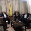 الديمقراطية بعد لقاء قيادة حزب الله وعرض التطورات السياسية  ندعو لاستخدام كل وسائل القانون الدولي والمقاومة لتوفير الحماية للاسرى واطلاق سراحهم