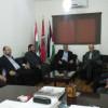 بعد لقاء مشترك بين الجبهة الديمقراطية وحركة حماس في بيروت  للارتقاء بالعمل الوحدوي الفلسطيني ودعم تحركات الاسرى