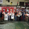 التحالف الاوروبي لمناصرة اسرى فلسطين  يعتصم في مخيم شاتيلا تضامنا مع الاسرى والمعتقلين